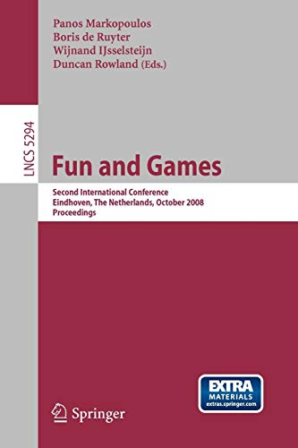 Fun and Games: Second International Conference, Eindhoven,