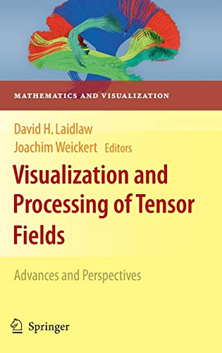 9783540883777: Visualization and Processing of Tensor Fields: Advances and Perspectives (Mathematics and Visualization)