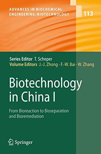 Biotechnology in China I: Jian-Jiang Zhong