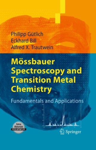 Mössbauer Spectroscopy and Transition Metal Chemistry: Philipp Gütlich
