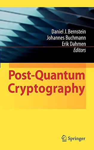 9783540887010: Post-Quantum Cryptography