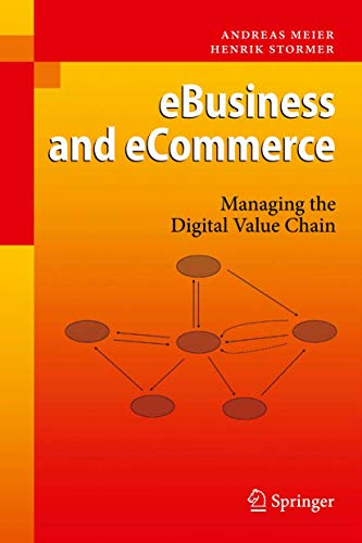 9783540893271: eBusiness & eCommerce: Managing the Digital Value Chain