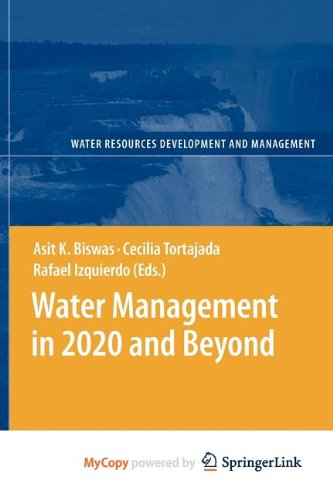 9783540894230: Water Management in 2020 and Beyond