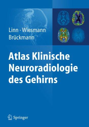 9783540895688: Atlas Klinische Neuroradiologie des Gehirns