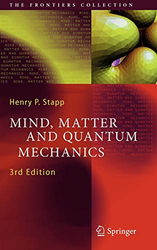 9783540896531: Mind, Matter and Quantum Mechanics (The Frontiers Collection)