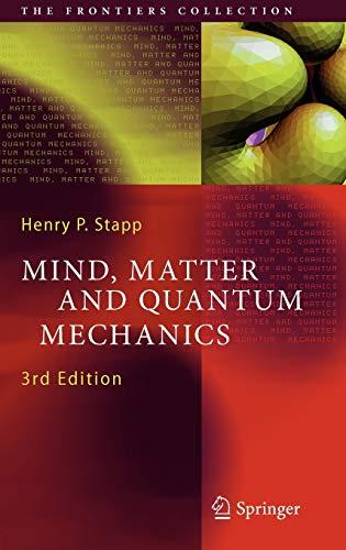 9783540896531: Mind, Matter and Quantum Mechanics