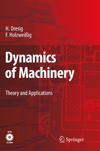 9783540899396: Dynamics of Machinery: Theory and Applications