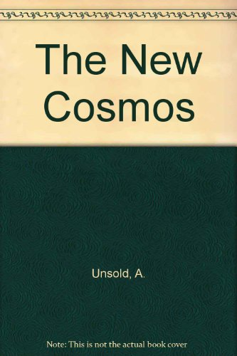 9783540900177: The New Cosmos