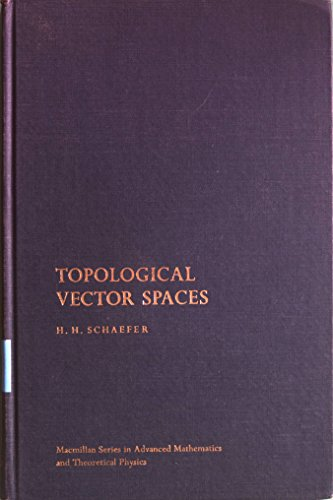 9783540900269: Topological Vector Spaces