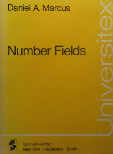 9783540902799: Number Fields