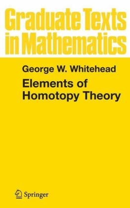 9783540903369: Elements of Homotopy Theory (Graduate Texts in Mathematics)