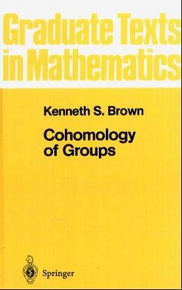 9783540906889: Cohomology of Groups (Graduate Texts in Mathematics)
