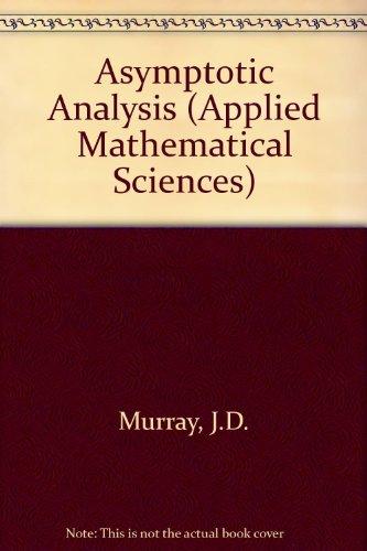9783540909378: Asymptotic Analysis (Applied Mathematical Sciences)