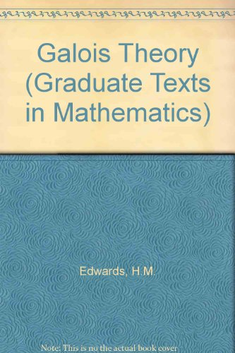 9783540909804: Galois Theory (Graduate Texts in Mathematics)