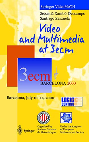 9783540926436: Video and Multimedia at 3ecm: Barcelona, July 10-14, 2000 [VHS]