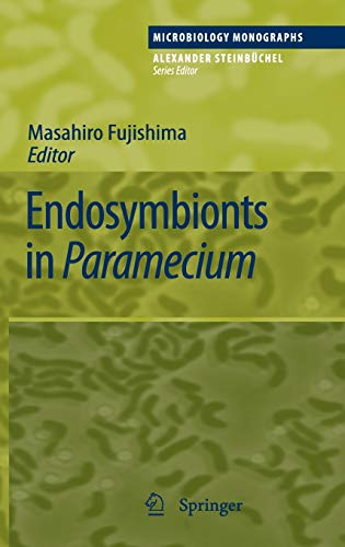 9783540926764: Endosymbionts in Paramecium: 12 (Microbiology Monographs)