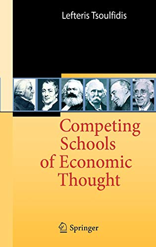 9783540926924: Competing Schools of Economic Thought
