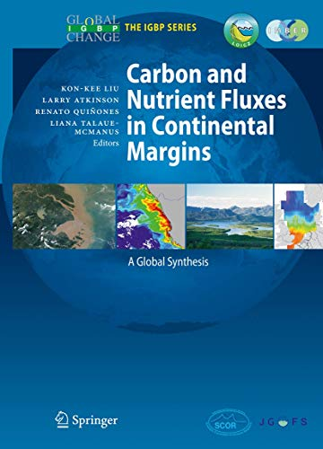 Carbon and Nutrient Fluxes in Continental Margins: Kon-Kee Liu