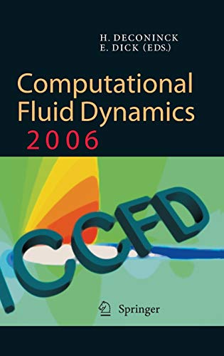 Computational Fluid Dynamics 2006 Proceedings of the Fourth International Conference on ...