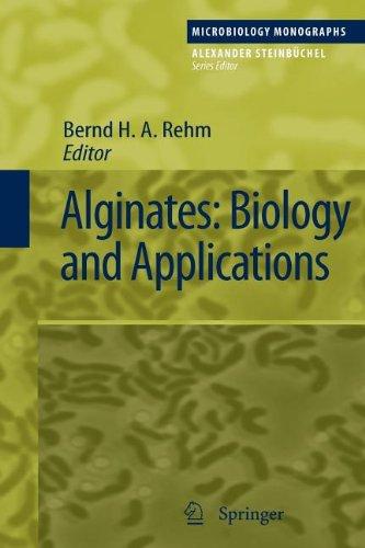 9783540928768: Alginates: Biology and Applications