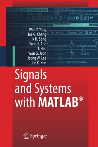 9783540929536: Signals and Systems with MATLAB