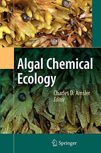 9783540929987: Algal Chemical Ecology