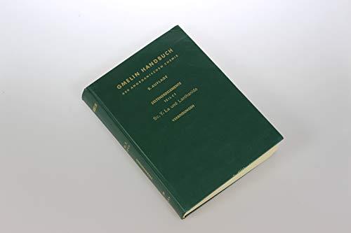 Handbook of Inorganic and Organometallic Chemistry: Hydride.: Gmelin und Gmelin-Institut