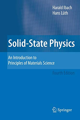 9783540938033: Solid-State Physics: An Introduction to Principles of Materials Science (Advanced Texts in Physics (Paperback))