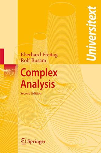 9783540939825: Complex Analysis (Universitext)