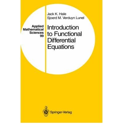 9783540940760: Introduction to Functional Differential Equations