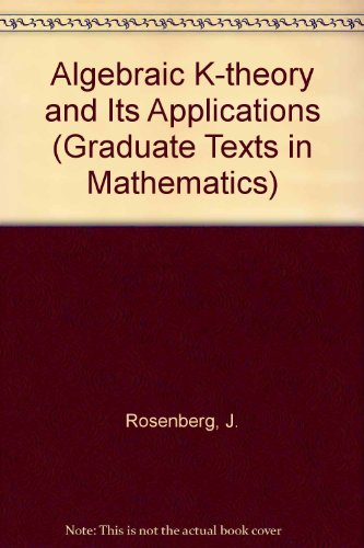 9783540942481: Algebraic K-theory and Its Applications (Graduate Texts in Mathematics)