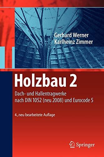 Holzbau: Werner, Gerhard /