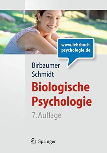 9783540959373: Biologische Psychologie (Springer-Lehrbuch) (German Edition)