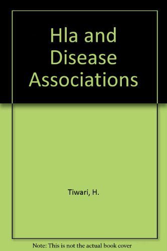 Hla and Disease Associations: Tiwari, H.