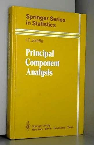 9783540962694: Principal Component Analysis