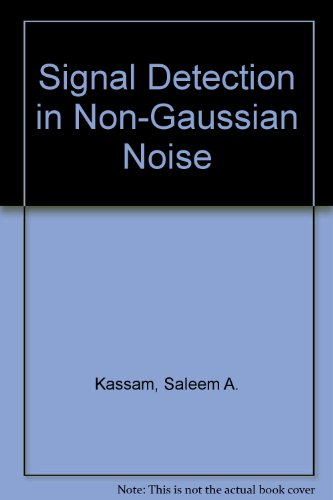 9783540966807: Signal Detection in Non-Gaussian Noise