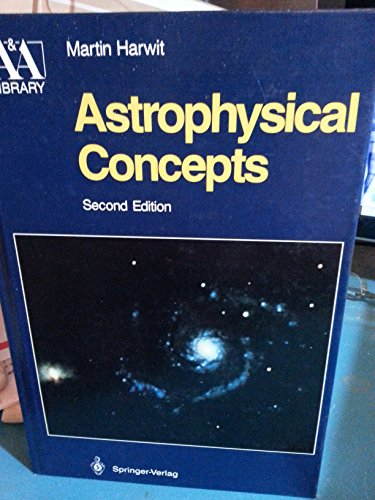9783540966838: Astrophysical Concepts