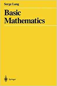 9783540967873: Basic Mathematics