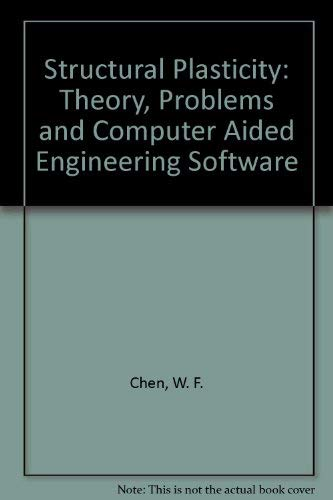 9783540967897: Structural Plasticity: Theory, Problems and Computer Aided Engineering Software