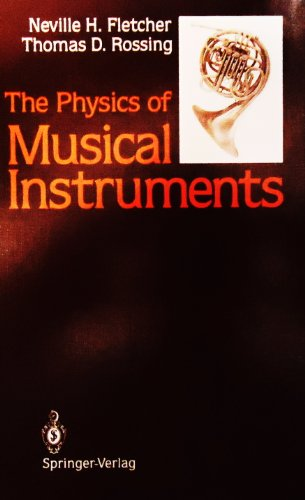 9783540969471: The Physics of Musical Instruments