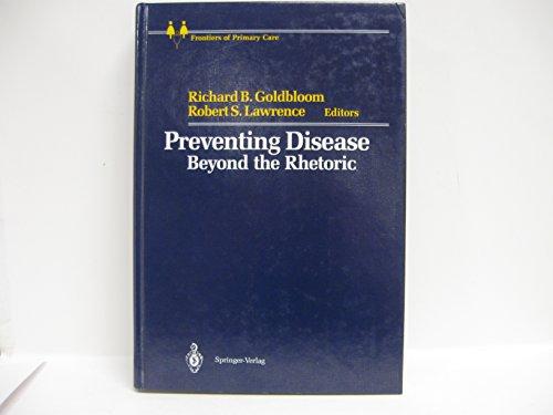 9783540970637: Preventing Disease