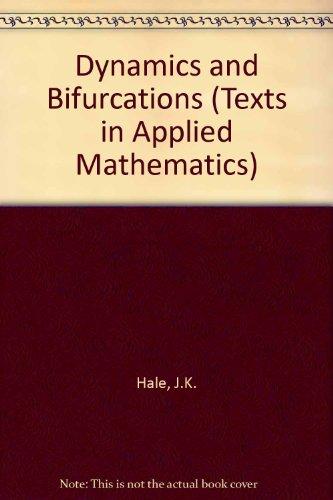 9783540971412: Dynamics and Bifurcations