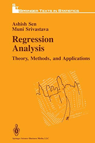9783540972112: Regression Analysis: Theory, Methods and Applications (Springer Texts in Statistics)