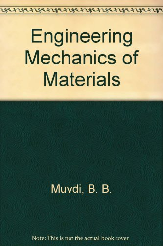 9783540973386: Engineering Mechanics of Materials