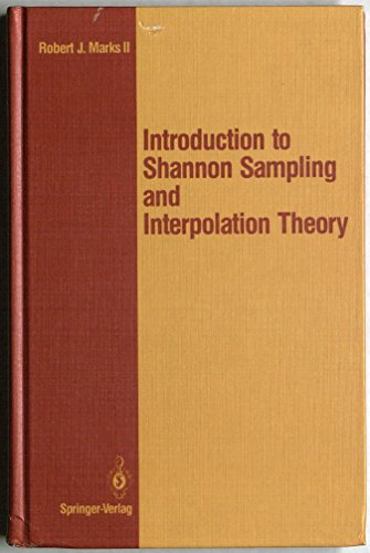 9783540973911: Introduction to Shannon Sampling and Interpolation Theory (Springer Texts in Electrical Engineering)