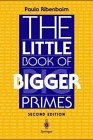 9783540975083: The Little Book of Big Primes