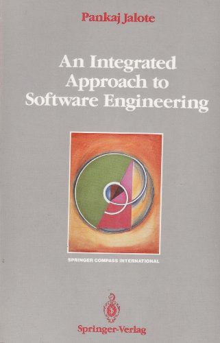 9783540975618: An Integrated Approach to Software Engineering (Brock/Springer Series in Contemporary Bioscience)