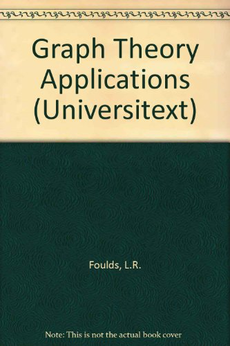 9783540975991: Graph Theory Applications (Universitext)
