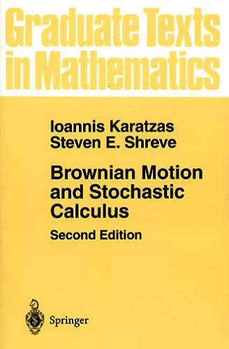 9783540976554: Brownian Motion and Stochastic Calculus (Graduate Texts in Mathematics)