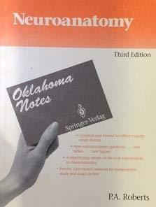 9783540977773: Neuroanatomy (Oklahoma Notes)
